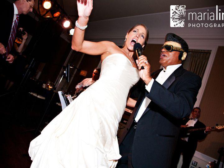 Tmx 1405093317472 Dwbridewelvisgileswedding3 Arlington, VA wedding band