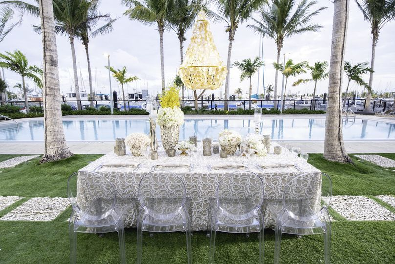 Poolside Weddings at The Perry