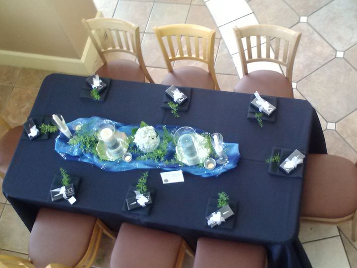 Destin Wedding Linens