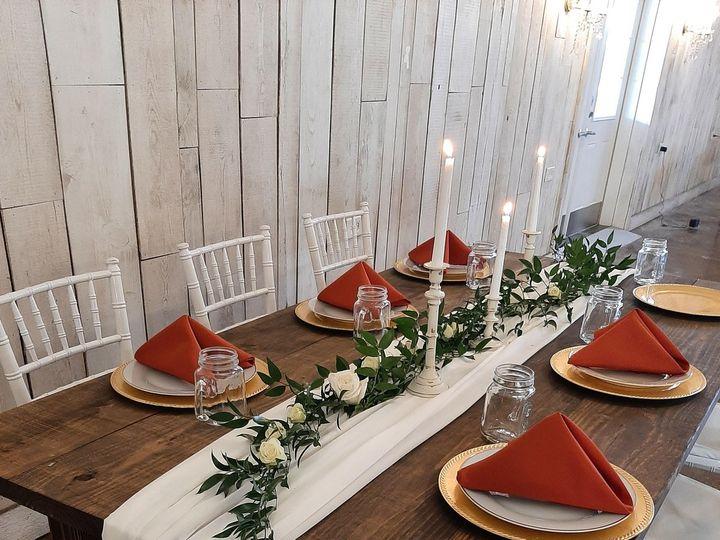 Tmx Farm Table2 51 999406 161782984194460 Anderson, IN wedding venue