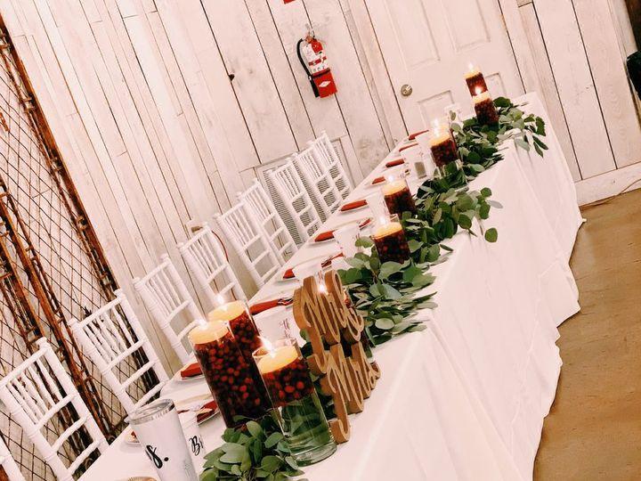 Tmx Head Table 51 999406 160419806093429 Anderson, IN wedding venue