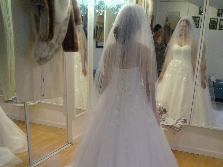 Tmx 1421453388271 20141111123800 Philadelphia, PA wedding dress