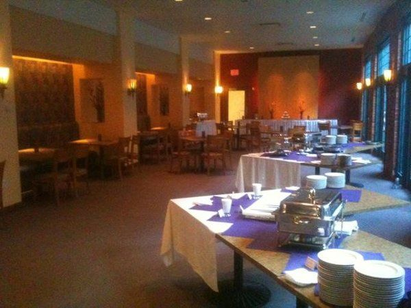 Choose a cocktail style reception or rehearsal and Matthew's Trattoria will create an unforgettable...