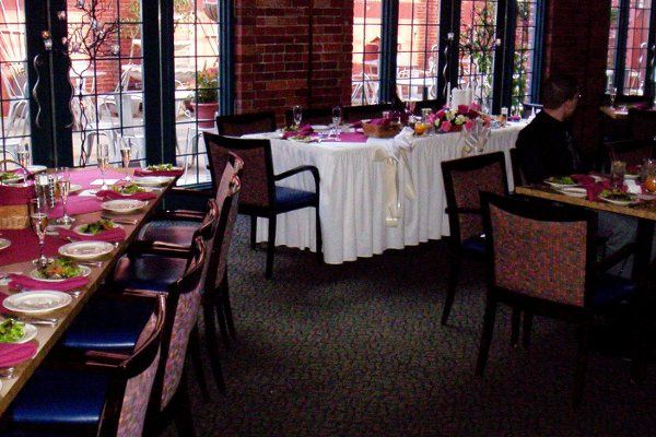 Large or intimate receptions and rehearsal dinners for any style of wedding you have in mind. Choose...
