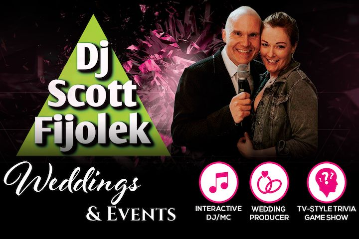AskDJScott.com (Scott & Jina Fijolek) Wedding DJ/MC + Photo Booth
