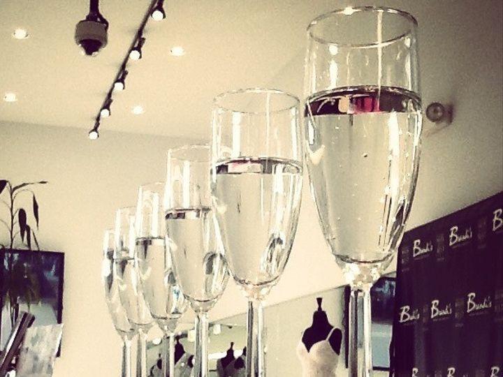 Tmx 1510855556117 Champagne Glasses New Glarus, Wisconsin wedding dress