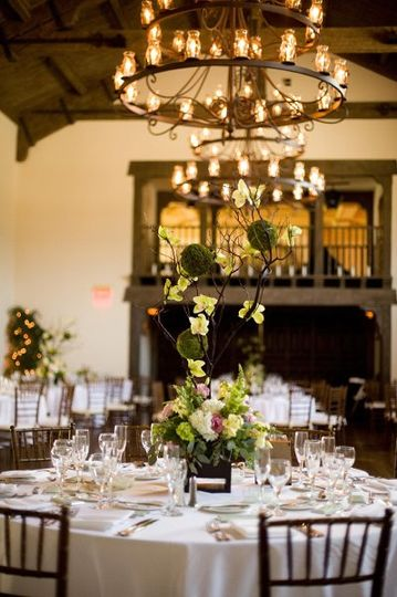 An Elegant Setting at the Montecito Country Club