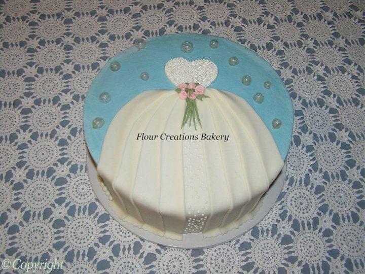 Tmx 1376877260948 Bridal 1 Colfax wedding cake