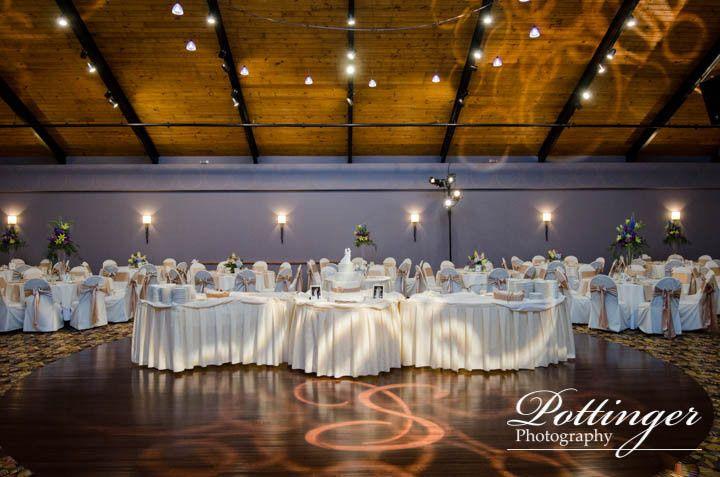 The Pinnacle Ballroom at the Odd Fellows Building