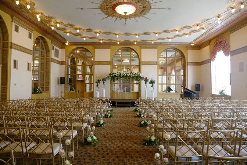 Cincinnati Club Gold Room