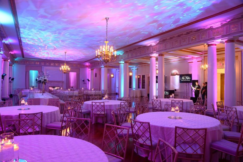Cincinnati Club Harrison Room
