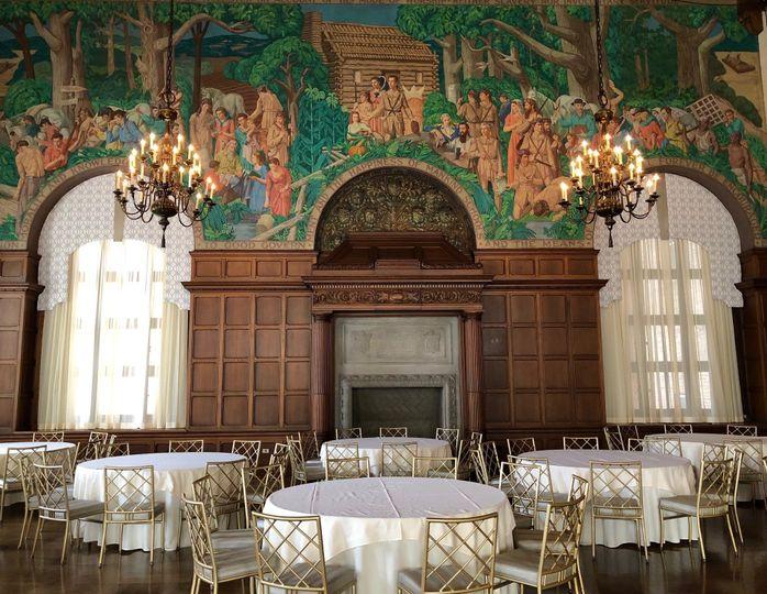 Cincinnati Club Oak Room