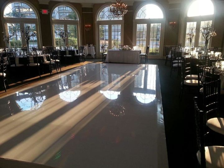 Baby Grand Ballroom Reception
