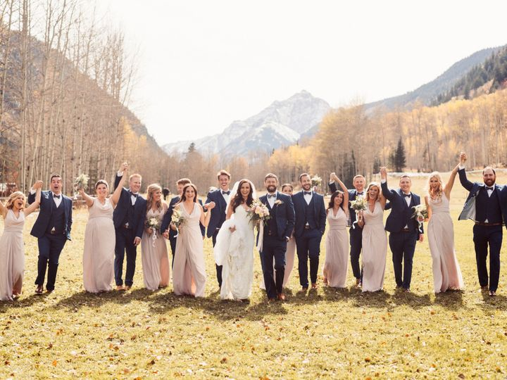 Tmx 1484666537539 Cjbridalparty 27 Of 62 Denver, CO wedding planner