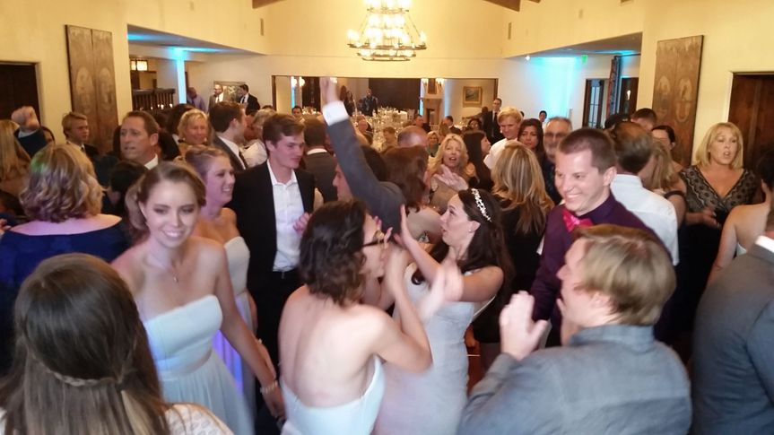 A crowded dance floor is a good thing