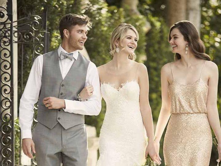 Tmx 1435010283771 1910 Sorella Vita Gold Bridesamids Dresses Addison, TX wedding dress