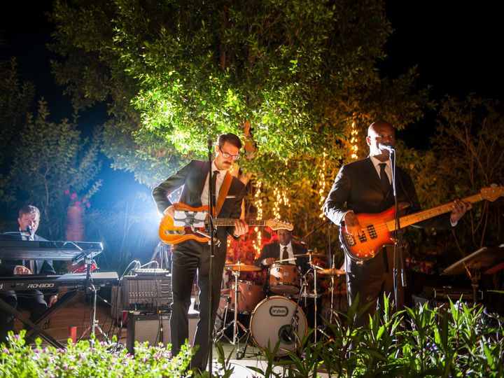 Tmx 1440544663938 The Class Backlit Los Angeles wedding band