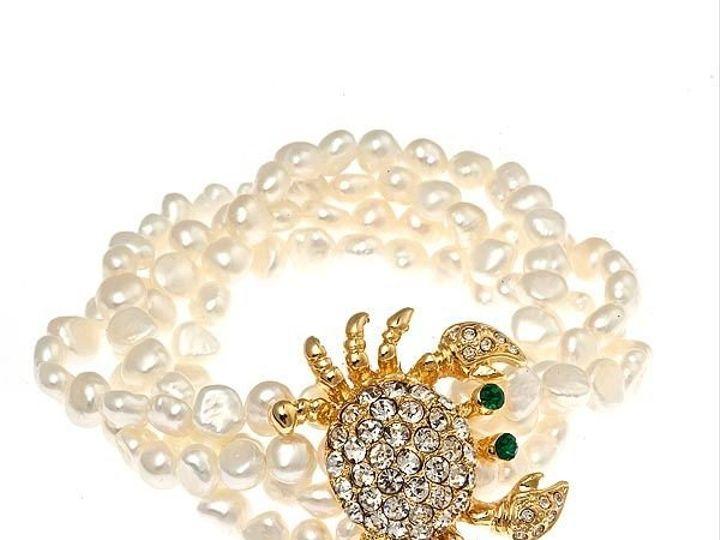 Tmx 1310845990885 BRFWPWHTCRAB Atlanta wedding jewelry