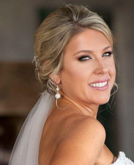 Stephanie Bridal Makeup