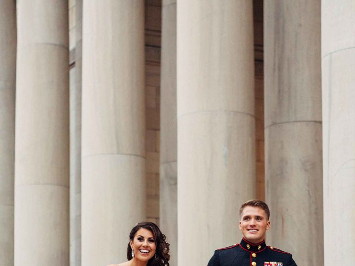 Tmx 1507148477545 Micah Michael Married Micah 0208 Alexandria, District Of Columbia wedding beauty