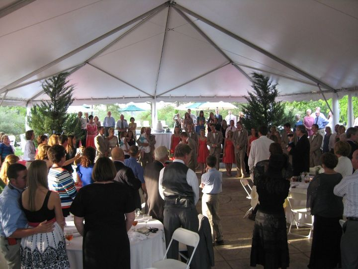 Tmx 1339595323952 Tent2 Warrenton, NC wedding venue