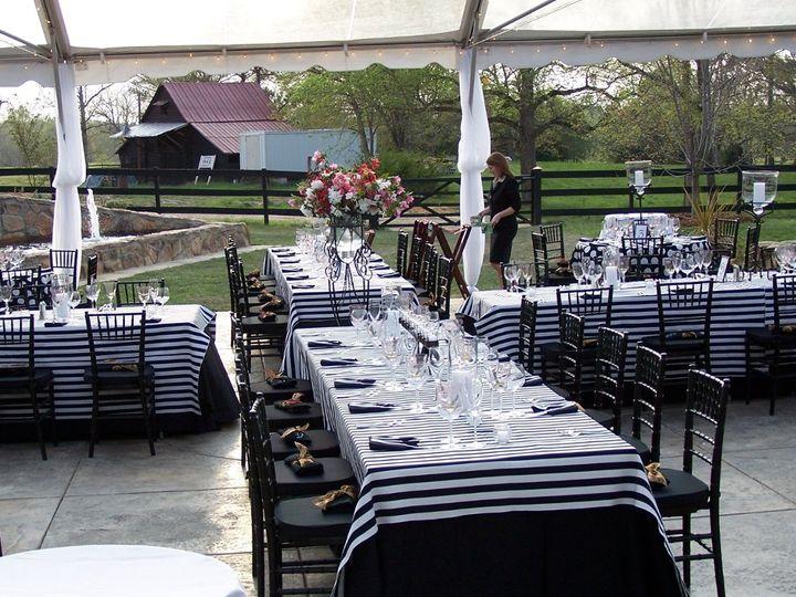 Tmx 1339595466081 Webtablesetting Warrenton, NC wedding venue