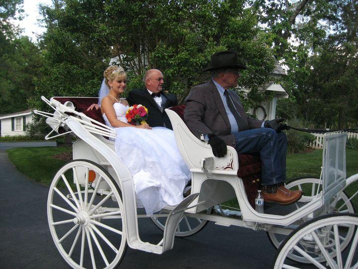 Tmx 1339595750858 HorseCarriage Warrenton, NC wedding venue