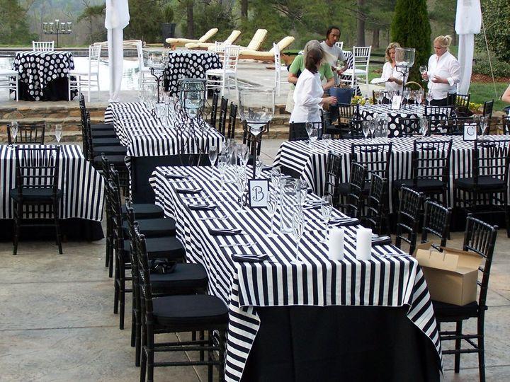 Tmx 1339595790604 Tables06 Warrenton, NC wedding venue