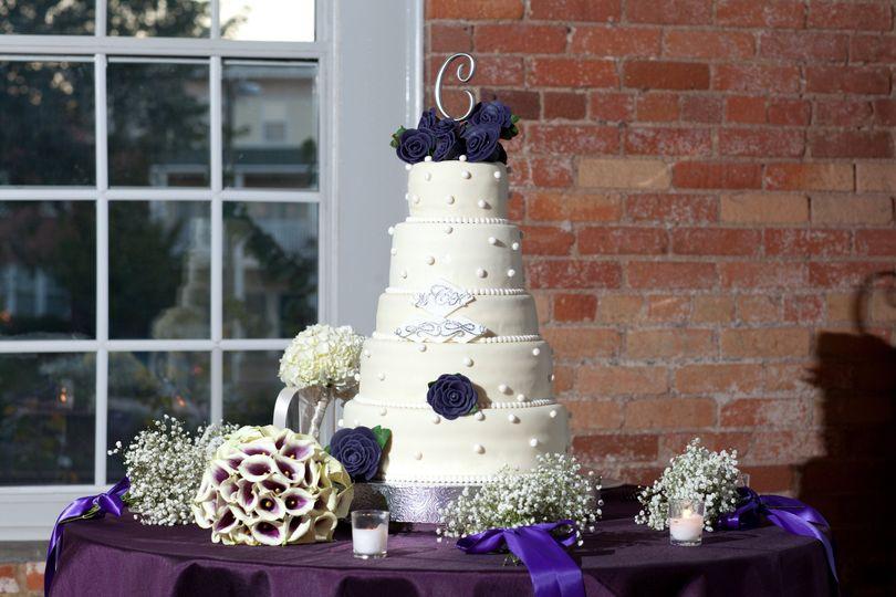 Boutique Wedding Catering Wedding Cake North Carolina Raleigh