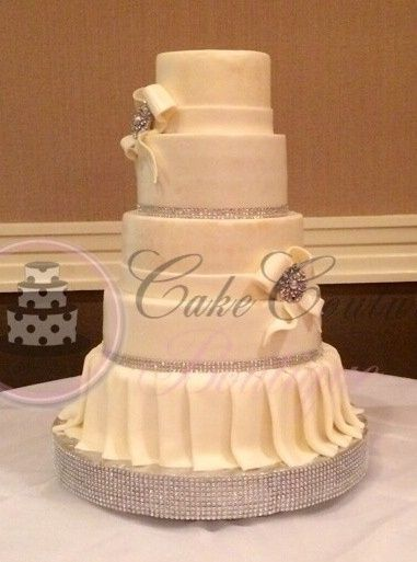 cake couture boutique catering raleigh nc weddingwire. Black Bedroom Furniture Sets. Home Design Ideas