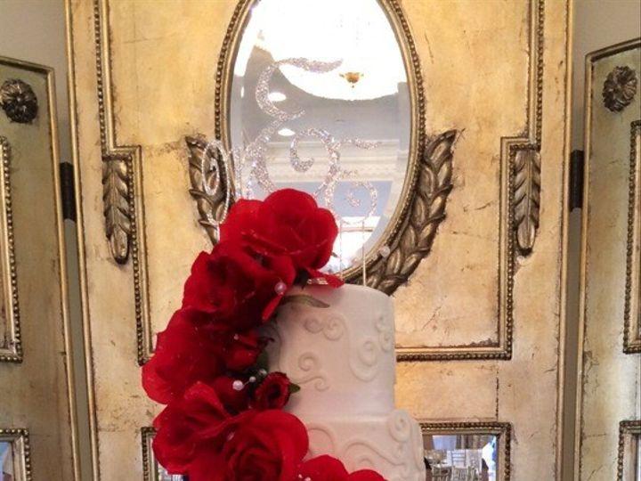 Tmx 1399409157064 Photo Raleigh wedding cake