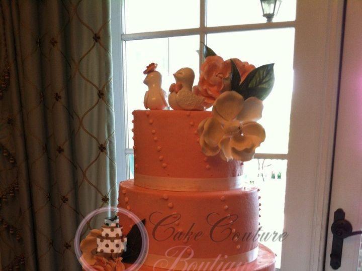 Tmx 1401210354999 Photo Raleigh wedding cake