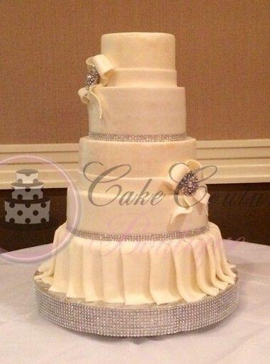 Tmx 1401210392435 Photo Raleigh wedding cake