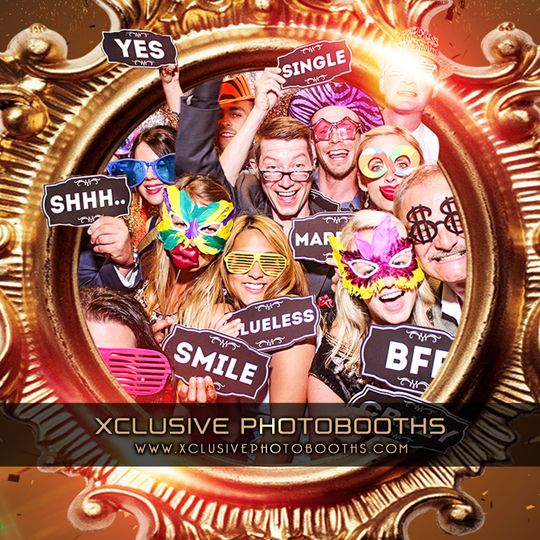 xclusive photobooths