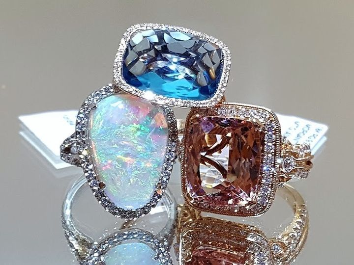 Tmx 1471838350580 Colored Gems Hanover wedding jewelry