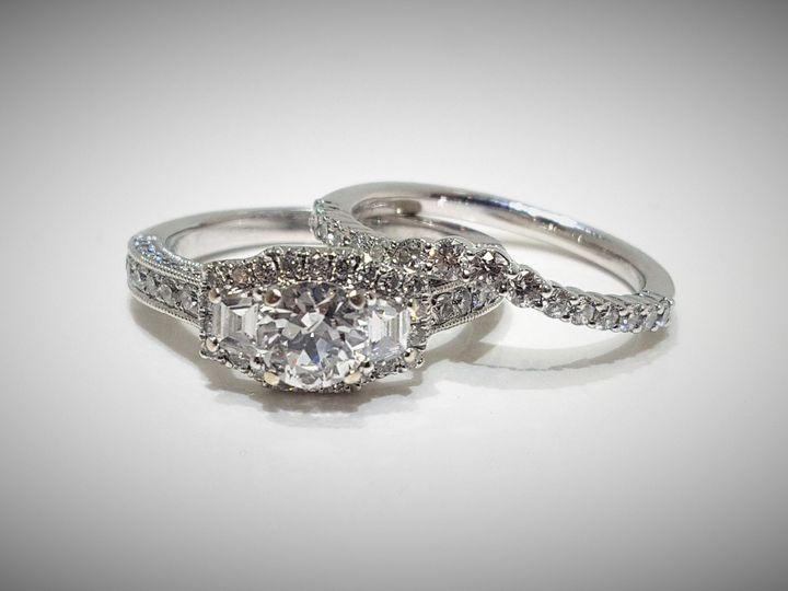 Tmx 1471838392307 Old Mine Cut Hanover wedding jewelry