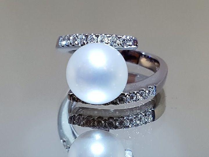 Tmx 1471838400656 Pearl Hanover wedding jewelry