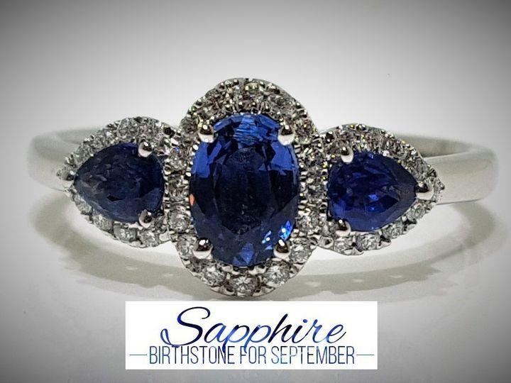 Tmx 1473630119386 Sapphire Hanover wedding jewelry