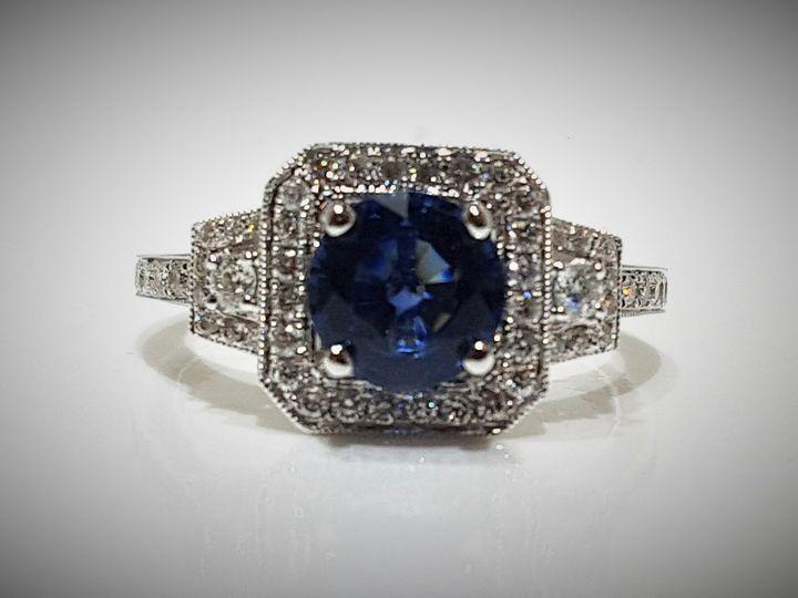 Tmx 1473630152037 Sapphire3 Hanover wedding jewelry
