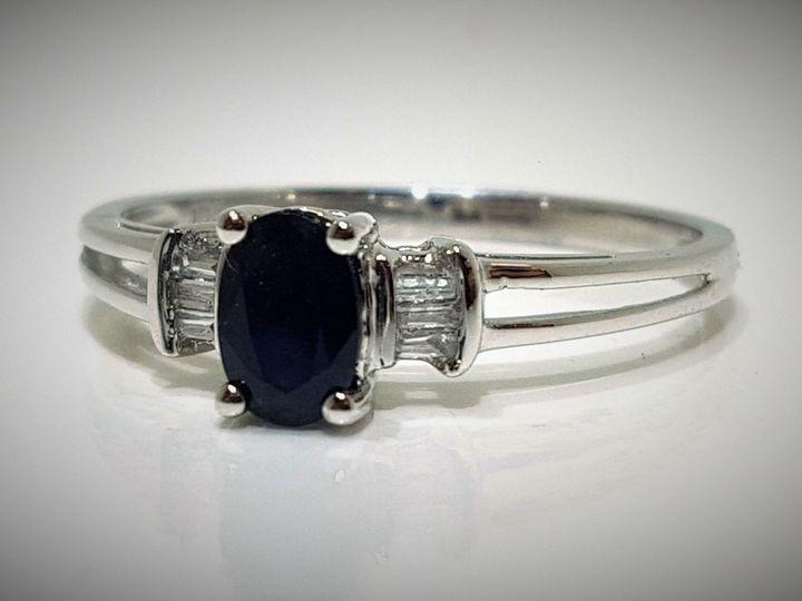 Tmx 1473630169128 Sapphire5 Hanover wedding jewelry