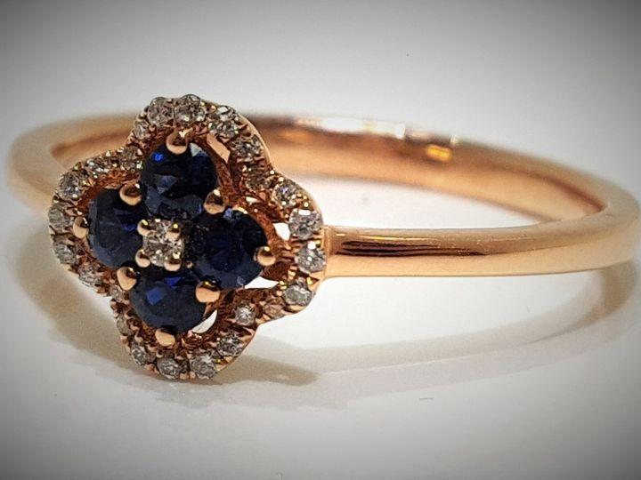 Tmx 1473630176998 Sapphire6.5 Hanover wedding jewelry