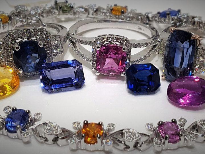 Tmx 1473630184335 Sapphire6 Hanover wedding jewelry
