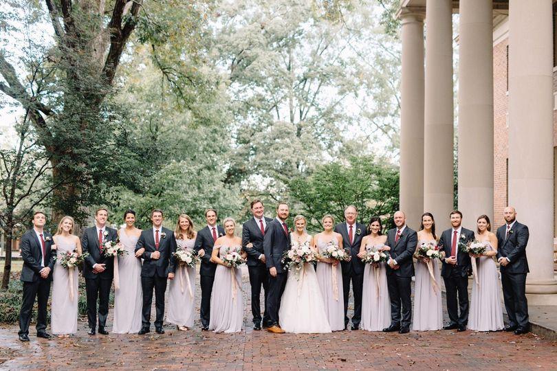 With the newlyweds   JP Pratt Photography