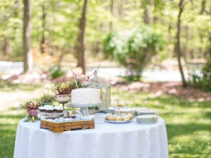 Tmx 1449890874223 White Tablecloth Hillsborough, North Carolina wedding rental