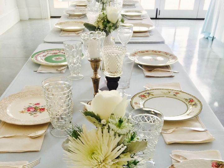 Tmx 1520733991 90d26eb2b210f0d9 1520733990 878cd1abbfe84918 1520733989568 4 Erica Josh Table Hillsborough, North Carolina wedding rental