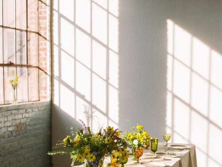 Tmx Vintage Stoneware And Goblets At Chatham Mill 51 641606 Hillsborough, North Carolina wedding rental