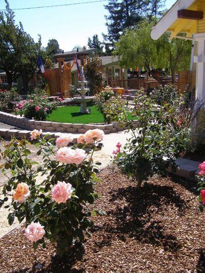 Sova Gardens Venue Sebastopol Ca Weddingwire