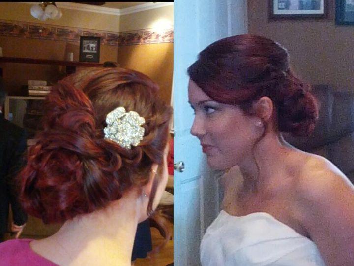 Tmx 1372864532458 Sara Hair Broken Arrow wedding beauty