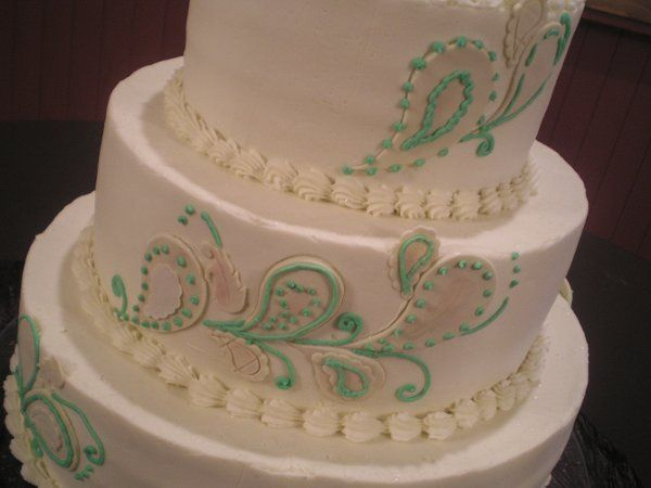 Tmx 1263000664064 Cakes2009676 Galesburg, IL wedding cake