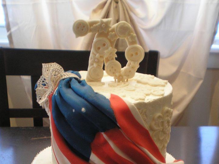 Tmx 1358524159654 P7010046 Galesburg, IL wedding cake